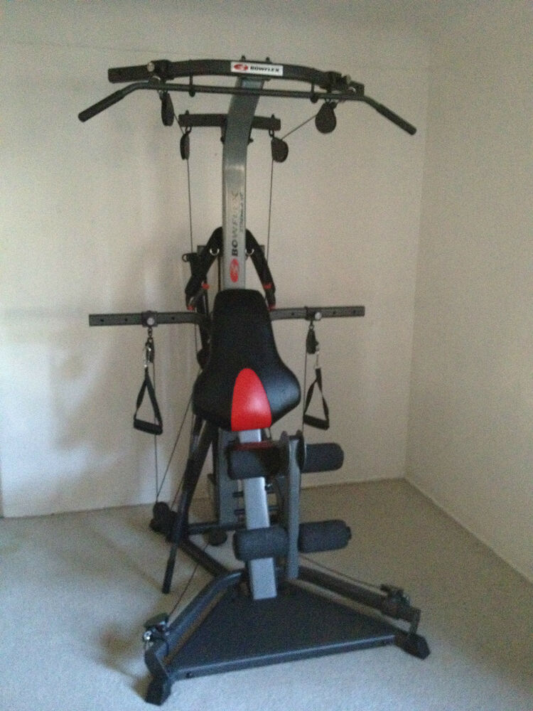 Bowflex xtreme se lat squat legs arms chest home gym