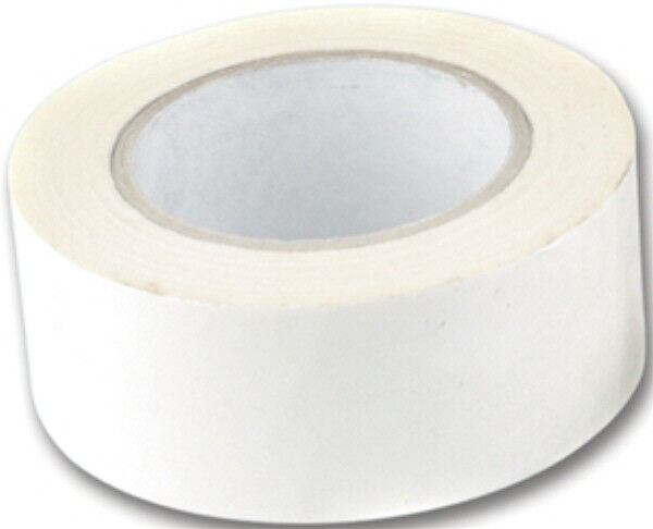 2x double sided sticky tape rolls size 50mm x 50m strong for Double sided craft tape