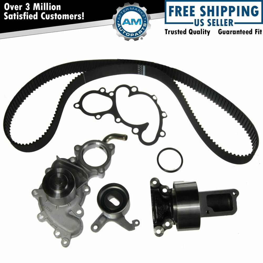 Timing Belt Kit w Water Pump GATES for 93 95 Toyota