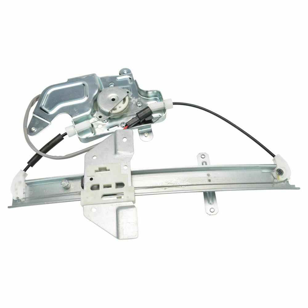 Rear door power window regulator w motor driver side left for 1999 pontiac grand am window regulator