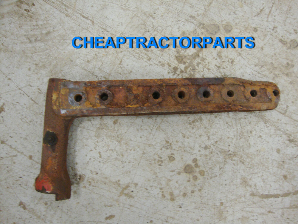 601 Ford Tractor Bumper : Ford tractor left hand axle knee assembly naa