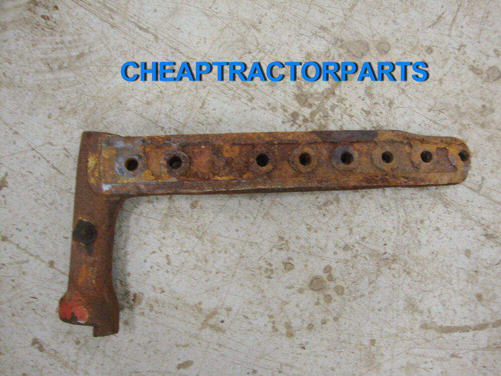 Ford Tractor Lift Arm Pin : Ford tractor left hand axle knee assembly naa