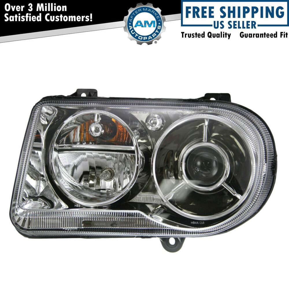 HID XENON Headlight Headlamp LH Left Driver Side For 05-09