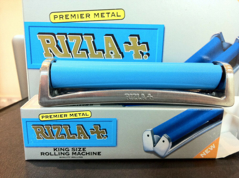how to use rizla rolling machine