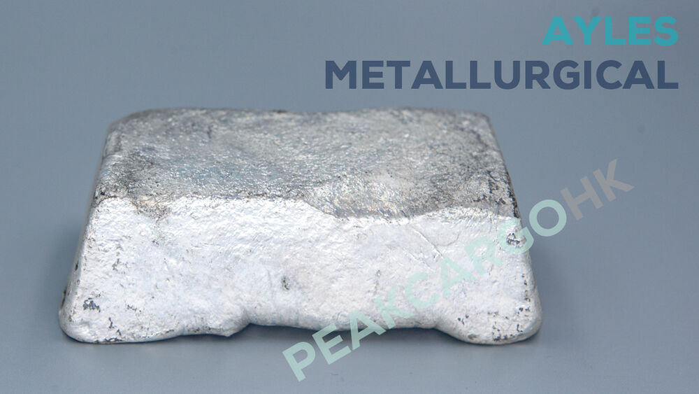 Magnesium Metal Mg Element Rough Ingots Bars 99 Purity