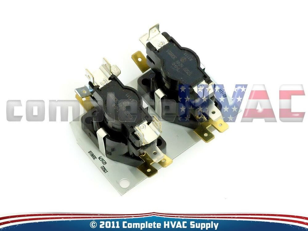 janitrol goodman amana 20kw 23kw heat sequensor relay b12565 54