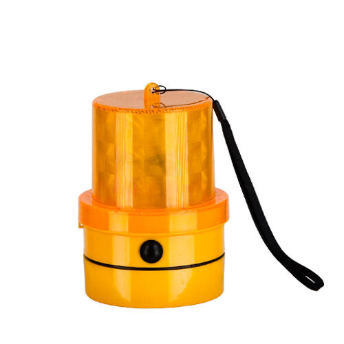 Tractor Amber Safety Lights : Ea p lmn amber portable beacon truck farm led s