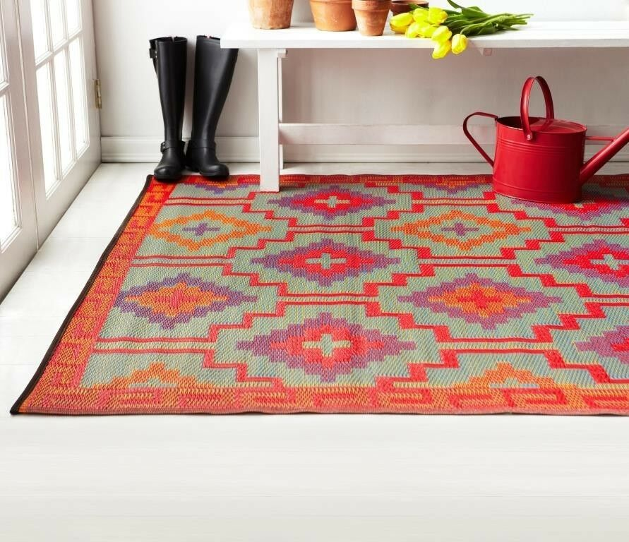 Lhasa Orange Amp Violet Color Outdoor Amp Indoor Rugs Many
