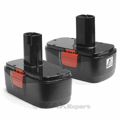 2 19.2V Replacement Battery for Craftsman 2000mAh 2.0AH 19 ...