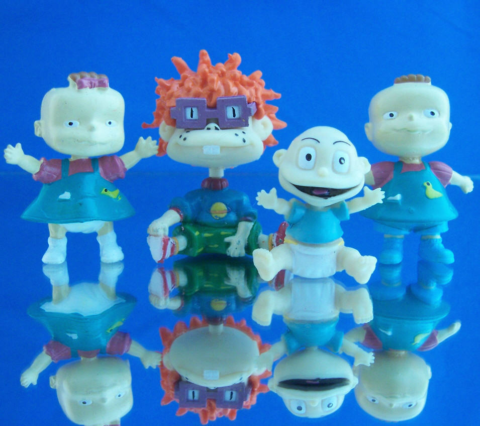 Rugrats Cake Toppers
