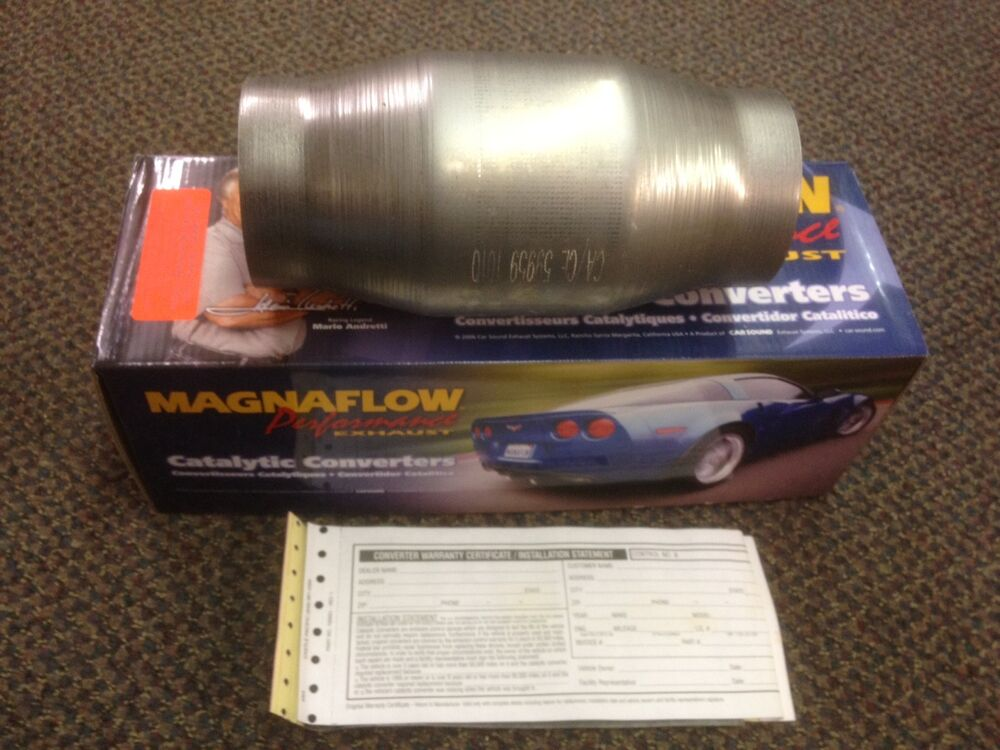 3 Quot Magnaflow Universal 59959 Catalytic Converter High Flow