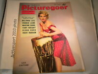 Picturegoer May 11th 1957 - Lisa Gastoni - Belinda Lee - Frankie Laine