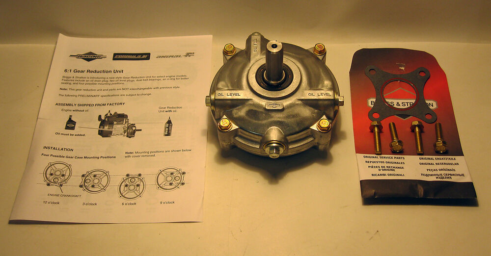 S L on Briggs And Stratton Cylinder Head Parts