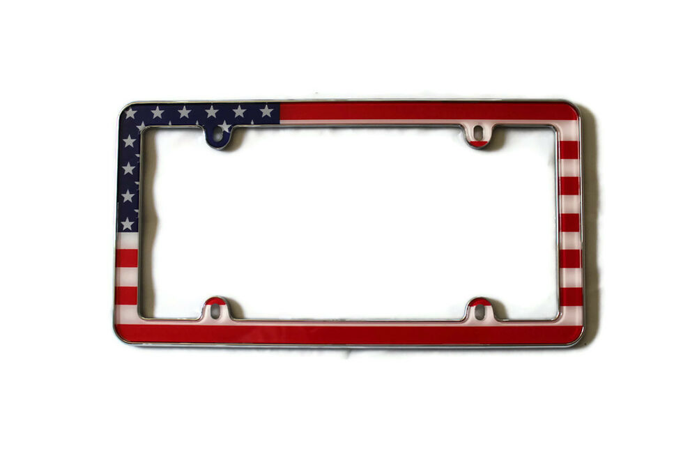 chrome license plate frame lexus mercedes bmw audi mustang ebay. Cars Review. Best American Auto & Cars Review