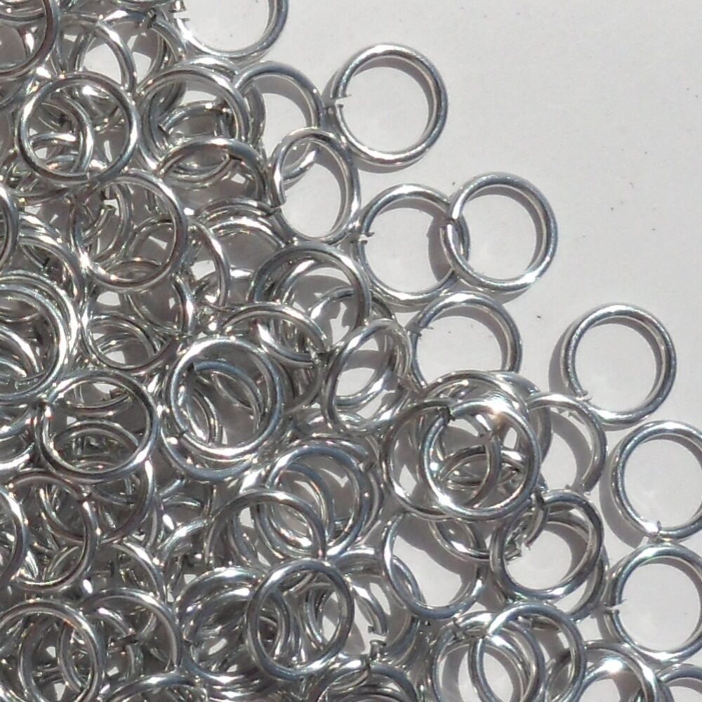 How To Make Chainmail Jump Rings