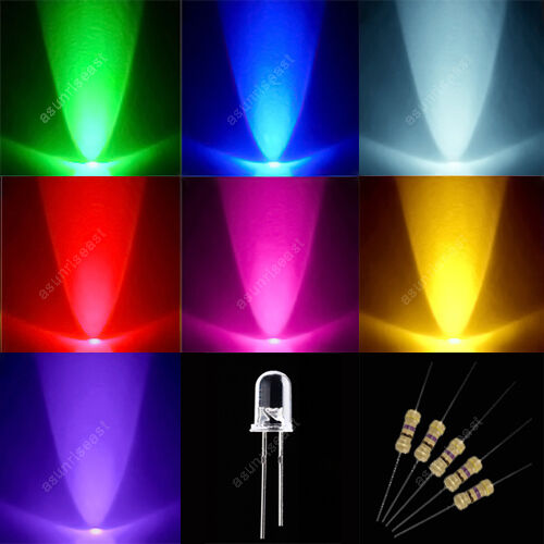 Pastel Purple Pink Green Blue Timber Wood Look: 70×5mm Mixed Red Green Blue Yellow Purple Pink White LED