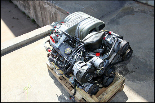 87 88 89 90 91 92 93 FORD MUSTANG HO 5.0 302 V8 COMPLETE ...
