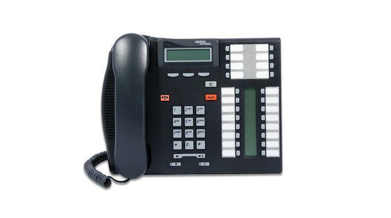 how to set up voicemail on nortel phone