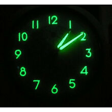 SUPER FINE WATCH LUME GREEN (GLOW IN THE DARK) Powder, FREE shipping USA ONLY