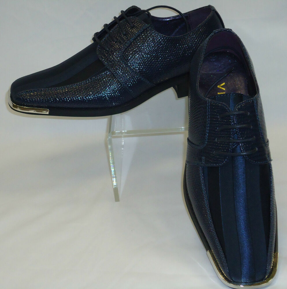 Navy Blue Leather Shoes Pinterest