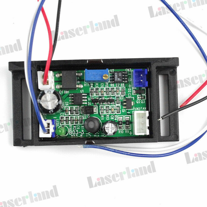 Power Supply Driver 450nm 445nm 473nm Blue Laser Diode Ttl