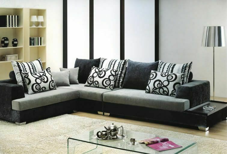 divano salotto mega sofa tessuto angolare sofa americano. Black Bedroom Furniture Sets. Home Design Ideas