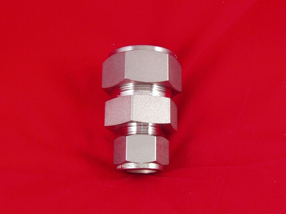 Swagelok ss tube fitting reducing union in
