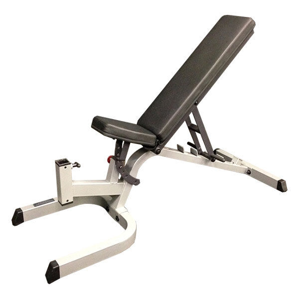 Body solid adjustable flat incline decline bench for exercise fitness body solid ebay - Incline and decline bench ...