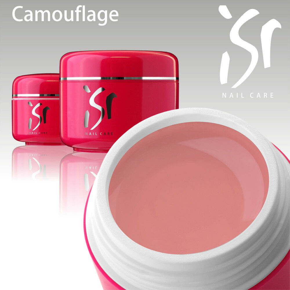 5ml uv gel camouflage make up cover nude rouge natur. Black Bedroom Furniture Sets. Home Design Ideas