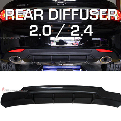 2011 Hyundai Sonata Turbo: Genuine 2.0 2.4 Rear Diffuser For Hyundai Sonata I45 2011