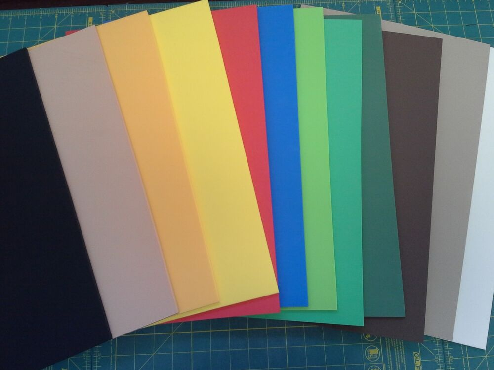 10 pieces 1 4 6mm thick craft foam sheets 12 x18 ebay for How to cut thick craft foam
