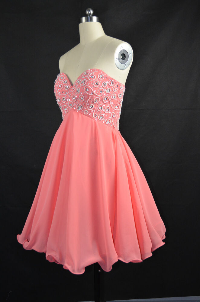 Lovely Short/ Mini A-Line Cocktail Prom Cheap 2012 ...