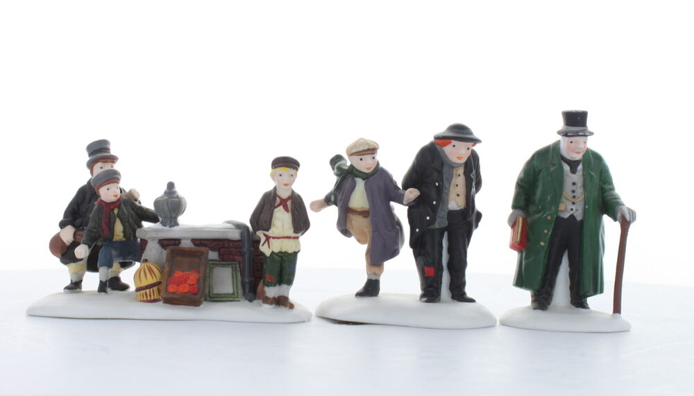 Department 56 Oliver Twist Characters 1991 55549 Dickens