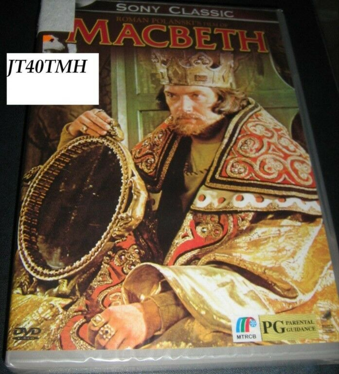 roman polanskis macbeth essay Macbeth by william shakespeare savant blu-ray review  written by roman  polanski,kenneth tynan from the play by william shakespeare  a folding insert  contains one text essay, from film critic terrence rafferty.