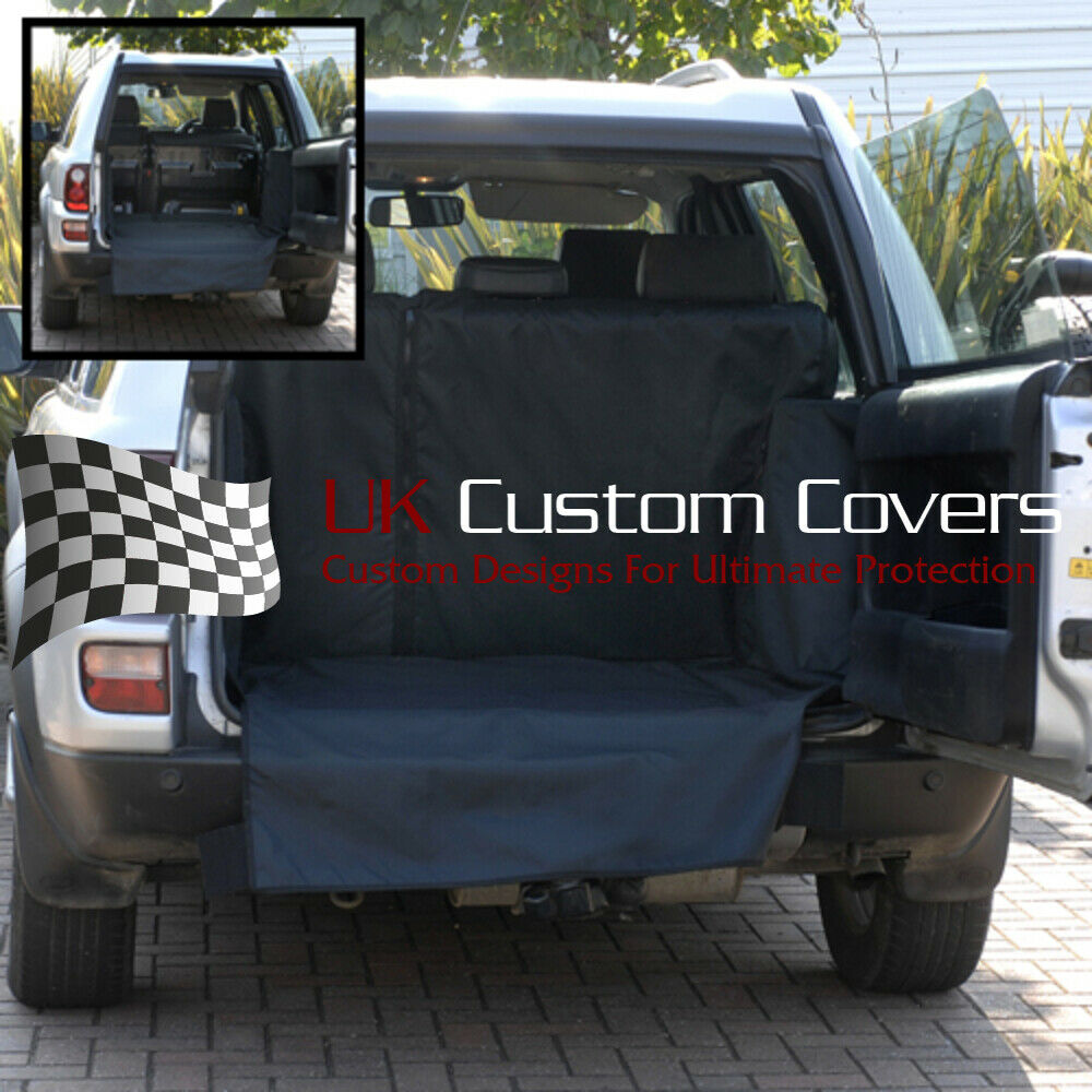1997 Land Rover Discovery Interior: LAND ROVER FREELANDER 1 FACELIFT TAILORED BOOT LINER MAT