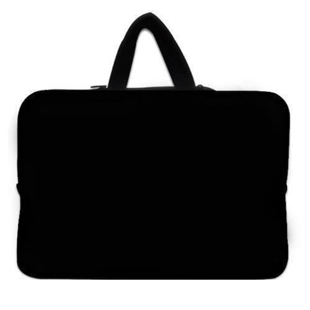 17 Quot Black Laptop Notebook Sleeve Handle Bag Case Cover For