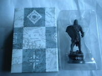 Eaglemoss Lord Of The Rings Chess Set 1 - Issue 14 Shagrat - black knight **