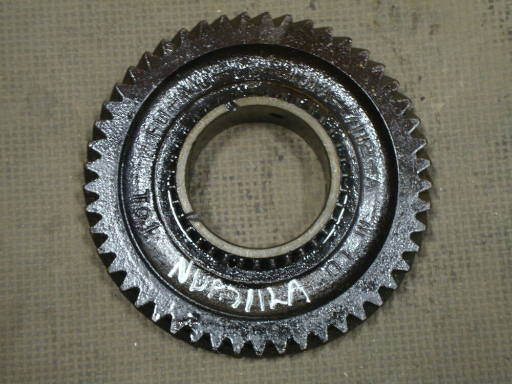 Old Tractor Transmission Gears : Ford tractor transmission th speed gear