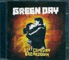 CD ALBUM 18 TITRES--GREEN DAY--21st CENTURY BREAKDOWN--2009