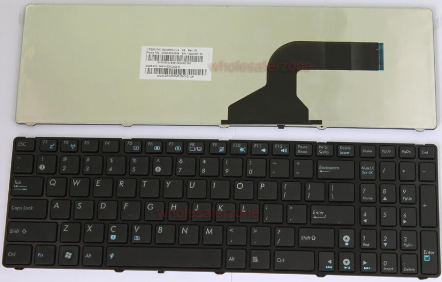 Asus X54C Notebook Keyboard Driver for Windows