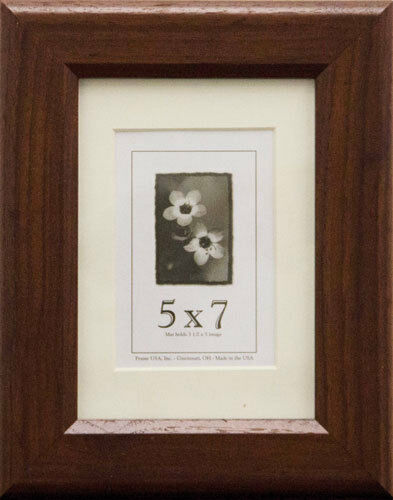 5x7 wood picture frame w real glass made in the usa ebay