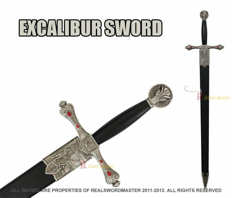 44 Quot Excalibur Medieval Crusader Hand And A Half Sword Brand New Ebay