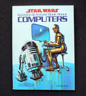 1983 STAR WARS Question & Answer Book about COMPUTERS vintage electronics robots