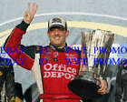 TONY STEWART OFFICE DEPOT 14 NASCAR 8X10 PHOTO PICTURE #TW19H