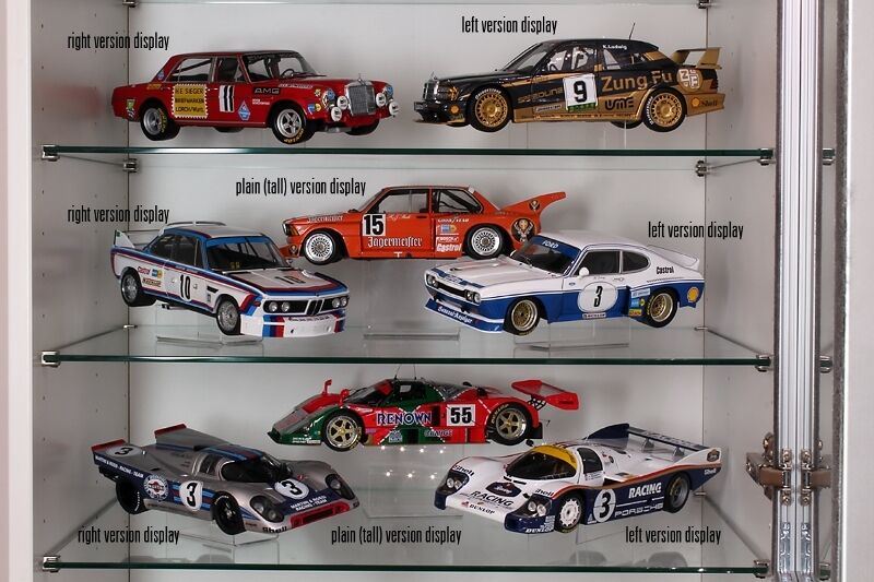 Display Stand/Support for 1/18 model cars - for AutoArt ...