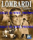 Vince Lombardi GREEN BAY PACKERS NFL LICENSED Picture 8X10 Football PHOTO
