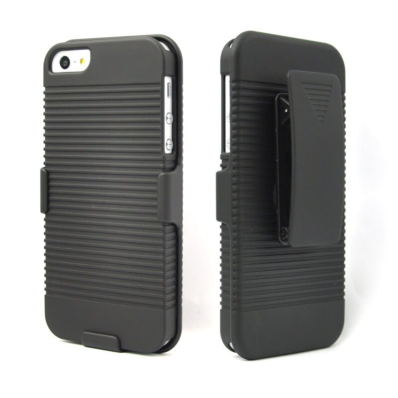 iPhone iphone 5 case that charges your phone : ... CASE u0026 BELT CLIP HOLSTER W/ KICKSTAND FOR APPLE IPHONE 5 - NEW : eBay