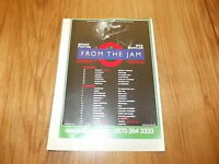 The Jam-2007 magazine advert