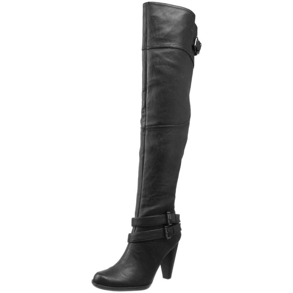 new authentic guess the knee high boots by marciano