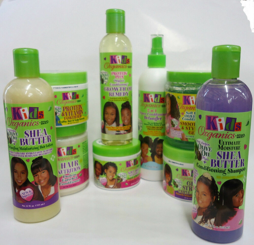 Olive Oil Products For Natural Black Hair